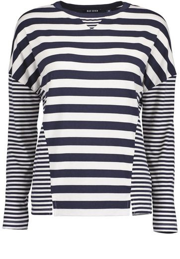 Blue Seven Longsleeve STRIPES