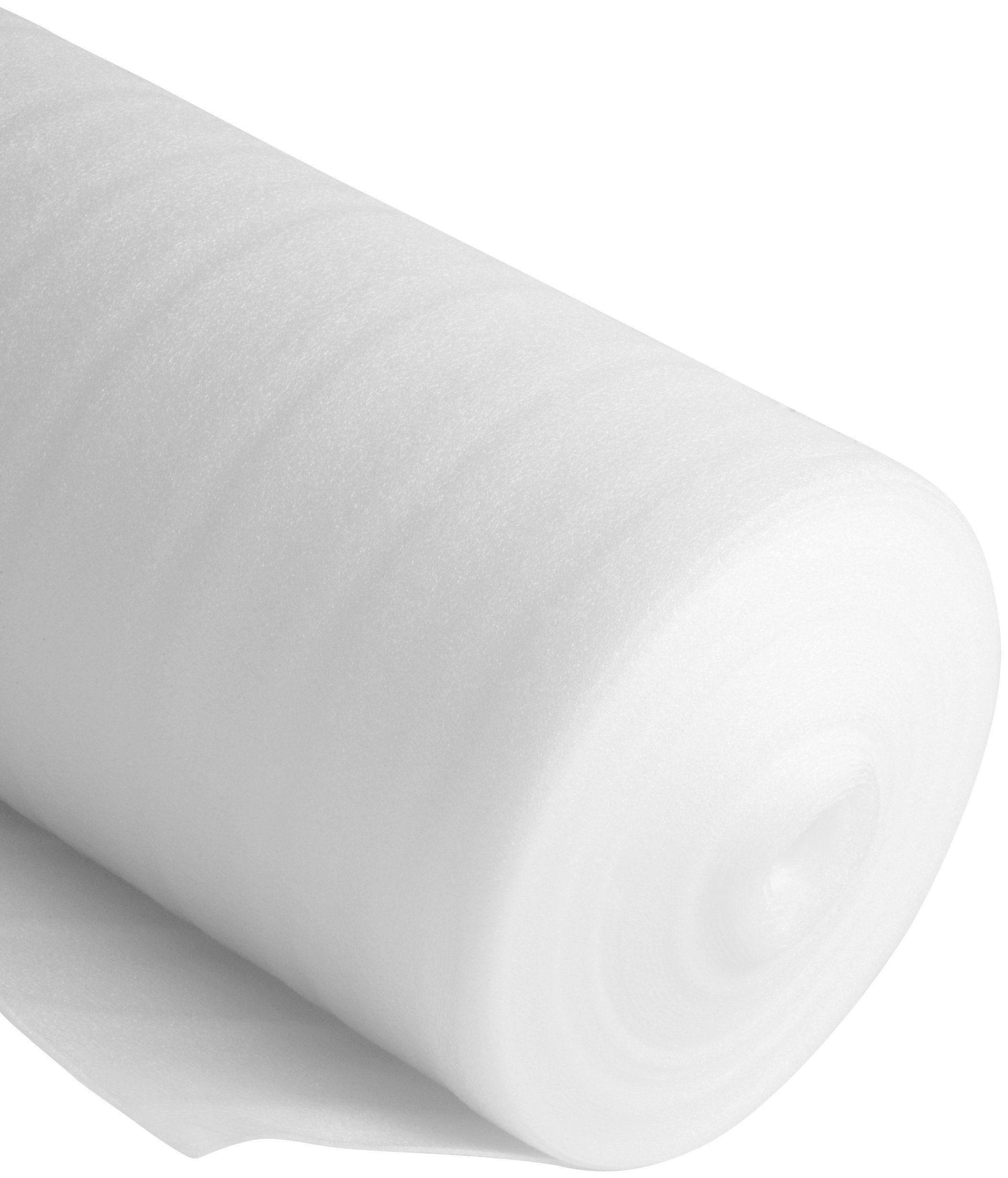 NOMA Laminat/ Parkettunterlage »Noma®Parkett White Roll«, Trittschalldämmung, 15 m², 3 mm