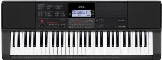 CASIO Keyboard »CT-X700C7«, AiX-Klangerzeung
