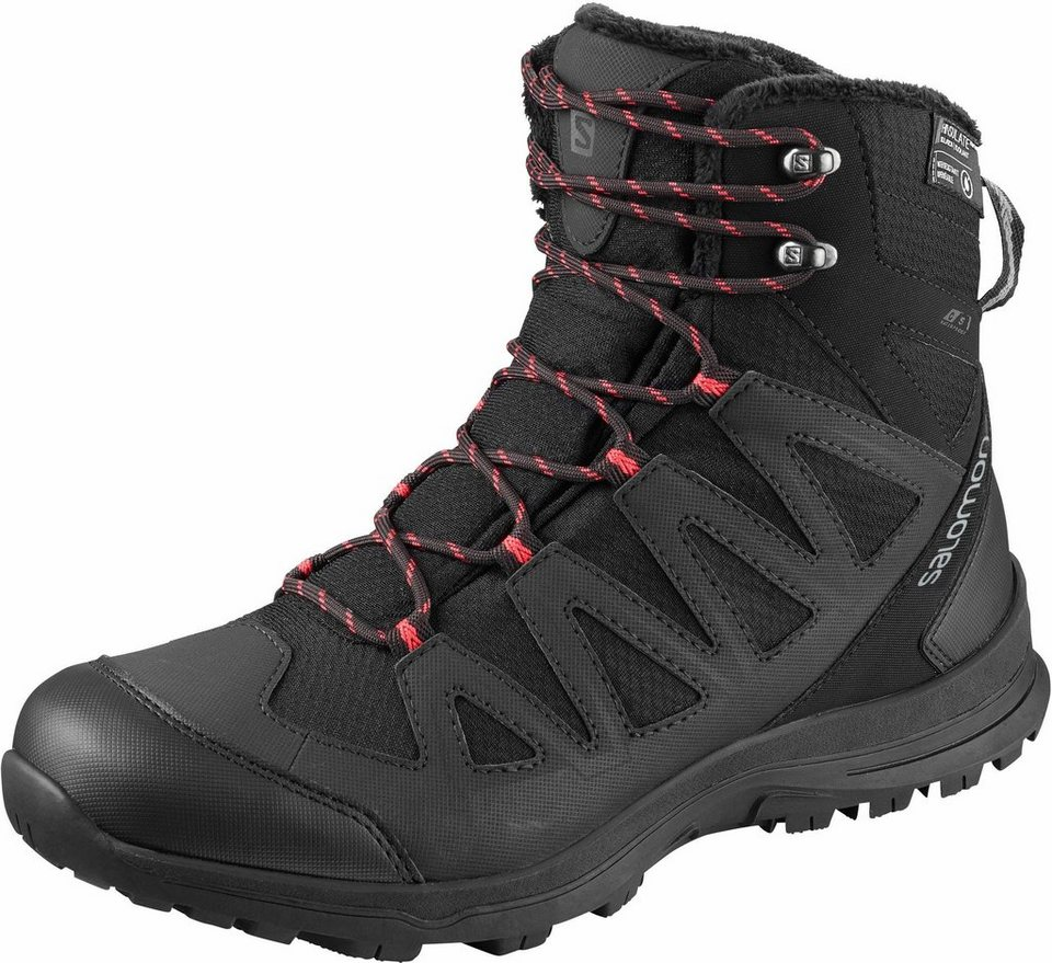 11c8287f9d94a8 Salomon »Woodsen TS Climasalomon-Waterproof W« Outdoorschuh online ...