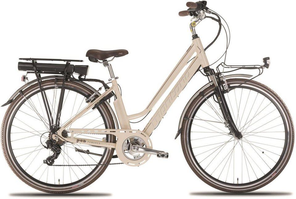 montana fahrr der e bike e bluecity 4925 6 gang shimano. Black Bedroom Furniture Sets. Home Design Ideas