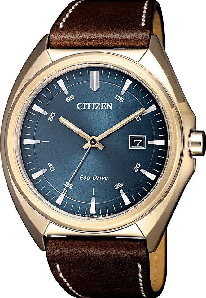 Citizen Solaruhr »AW1573-11L« | Uhren > Solaruhren | Braun | Citizen