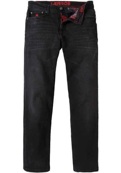 LERROS 5-Pocket-Jeans mit leichten Abriebeffekten