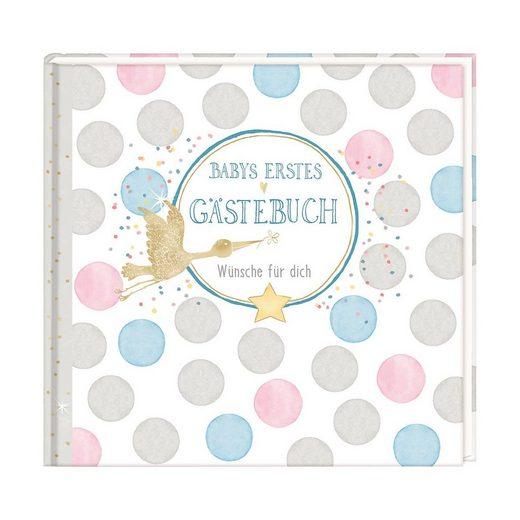 Coppenrath Lernspielzeug »Baby Party: Babys erstes Gästebuch«