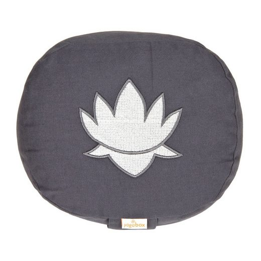 yogabox Yogakissen »oval Lotus Stick BASIC«