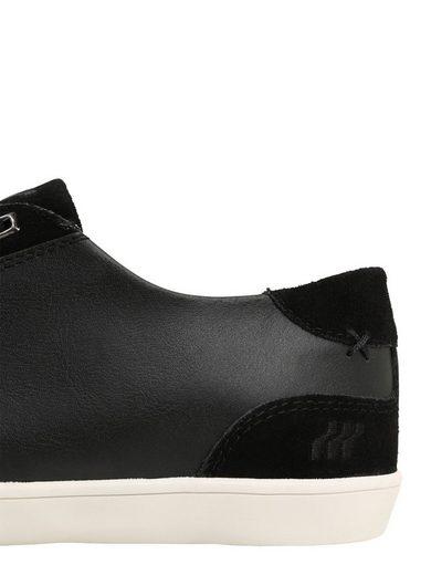 Boxfresh STERN Sneaker, Kontrastfarbene Einsätze