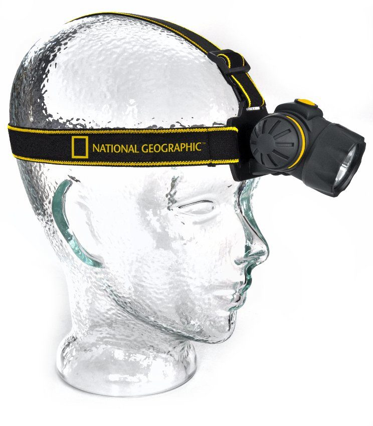 National Geographic Stirnlampe »LED Stirnlampe«