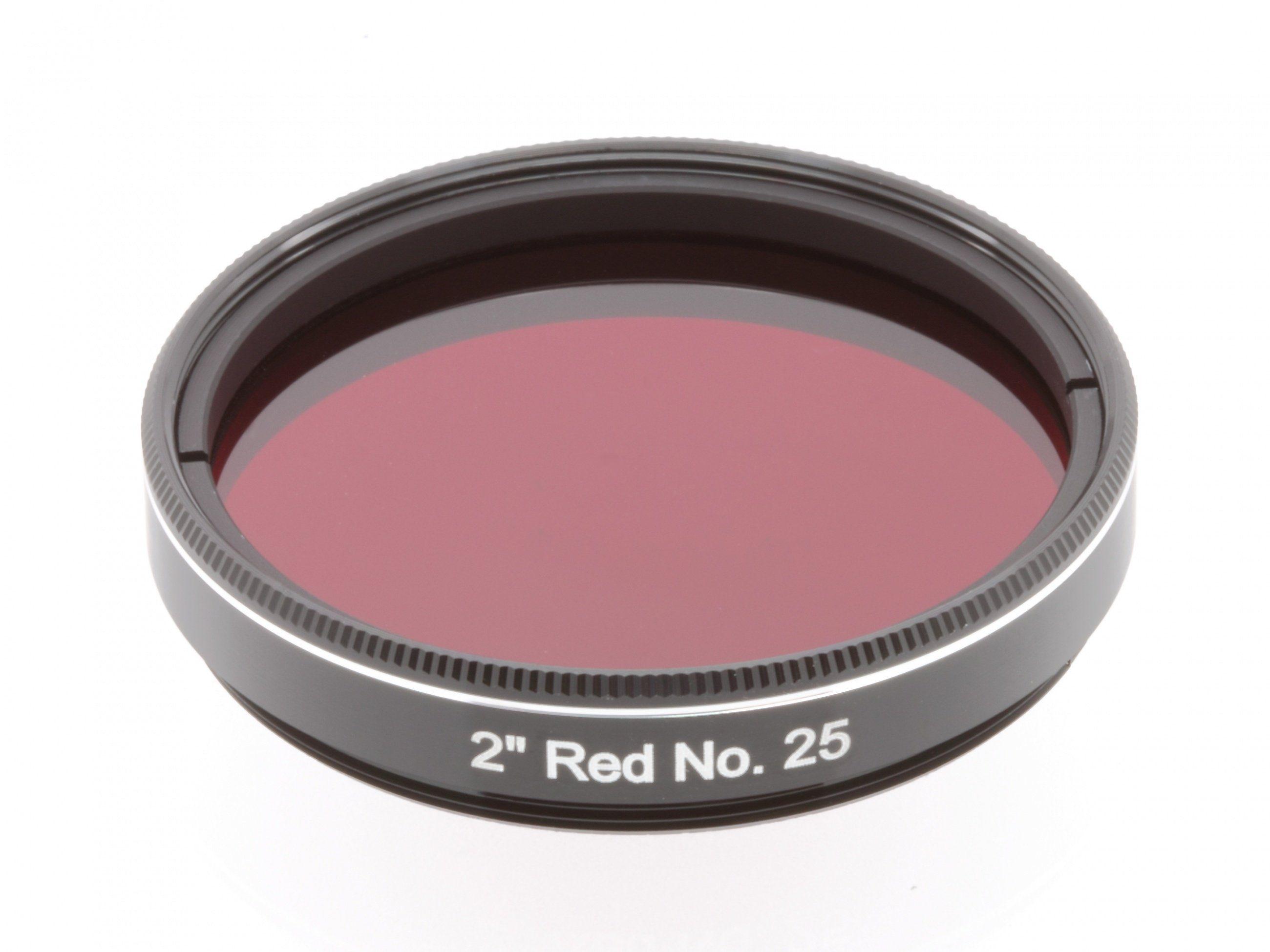 """Explore Scientific Filter »2"""" Rot Nr.25«"""
