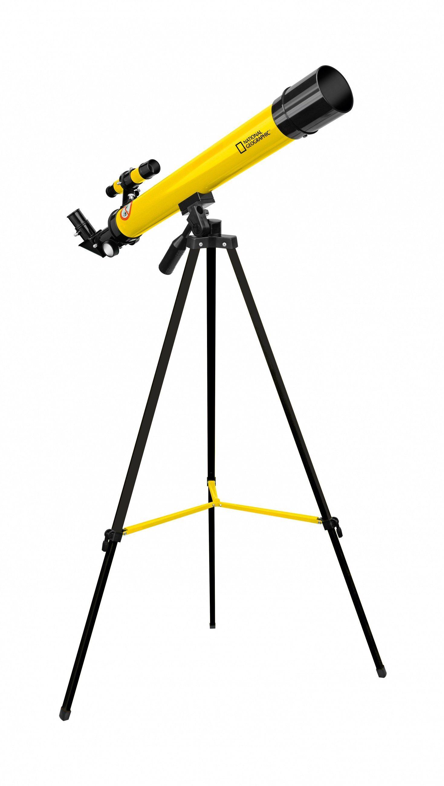National Geographic Teleskop »Linsenteleskop 50/600 AZ«
