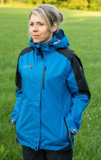 DEPROC Active Regenjacke WALKWORTH WOMEN