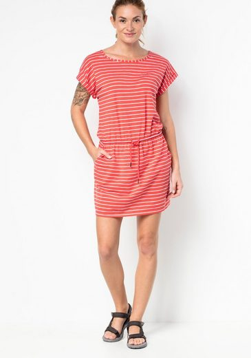 Jack Wolfskin Sommerkleid »TRAVEL STRIPED DRESS«