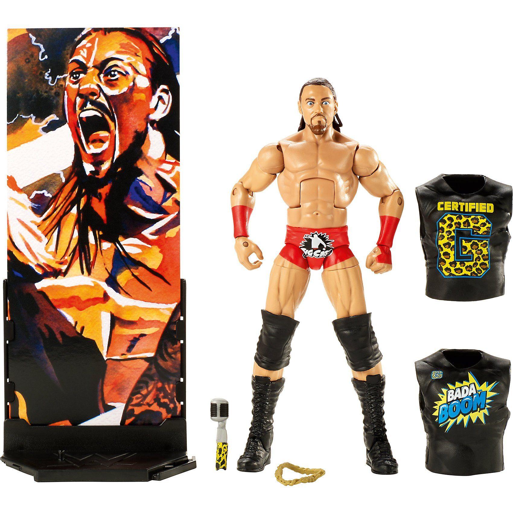 Mattel® WWE Elite Figur (15 cm) Big Cass