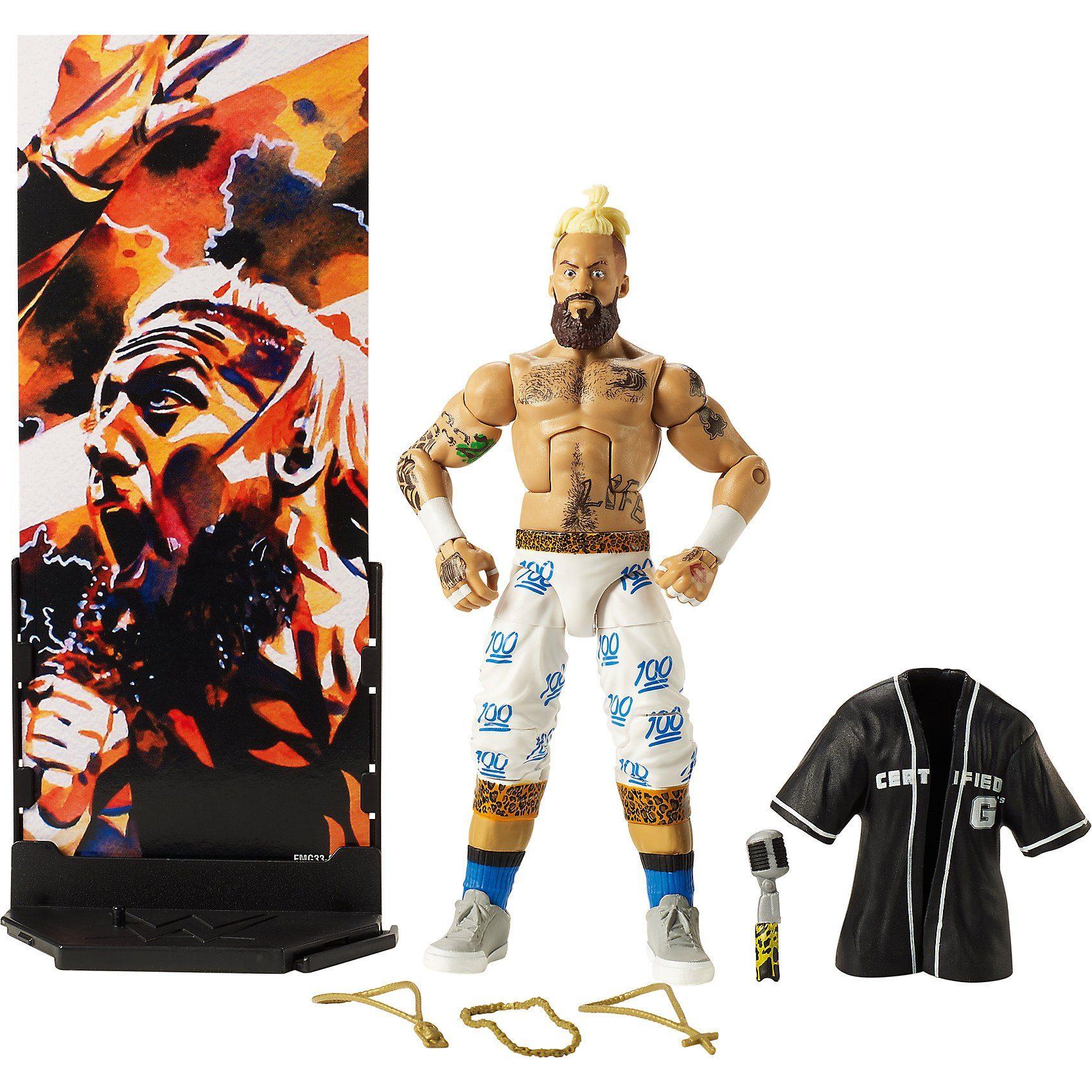 Mattel® WWE Elite Figur (15 cm) Enzo Amore