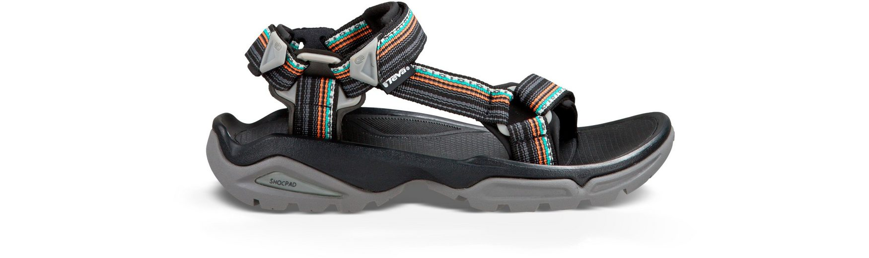 Steckdose Exklusive Teva Sandale Terra Fi 4 Sandals Women La Manta Black  Online-Verkauf Freies Verschiffen Verkauf Online Online Günstig Online fl9Bd