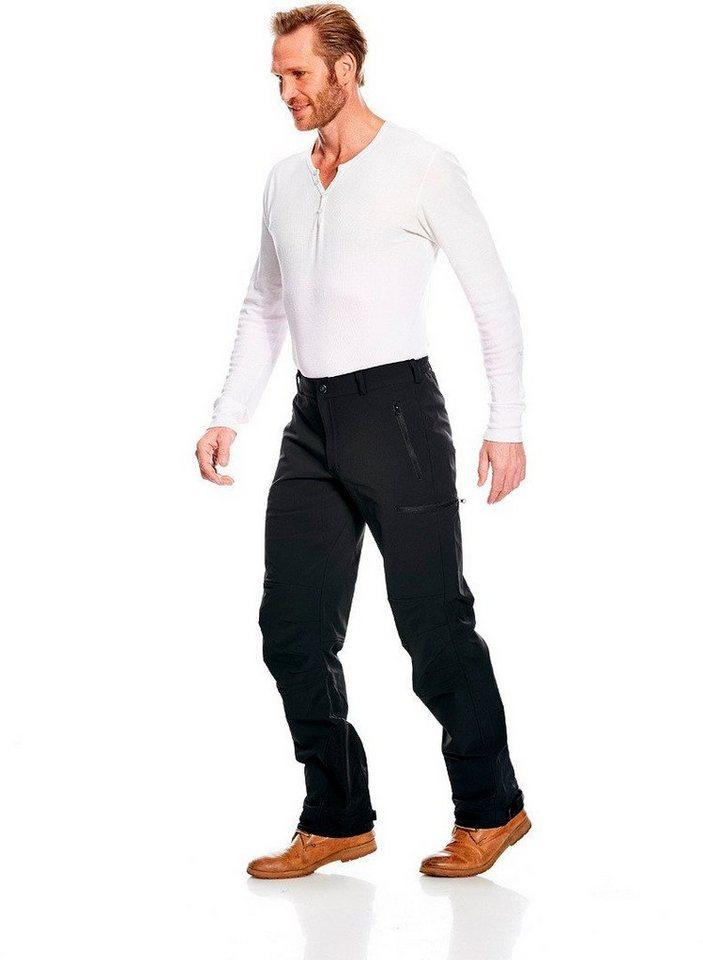 TATONKA® Outdoorhose »Bowles Pants Men« | Bekleidung > Hosen > Outdoorhosen | Schwarz | Elasthan | TATONKA®