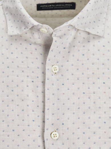 Jack & Jones Slim Fit Langarmhemd