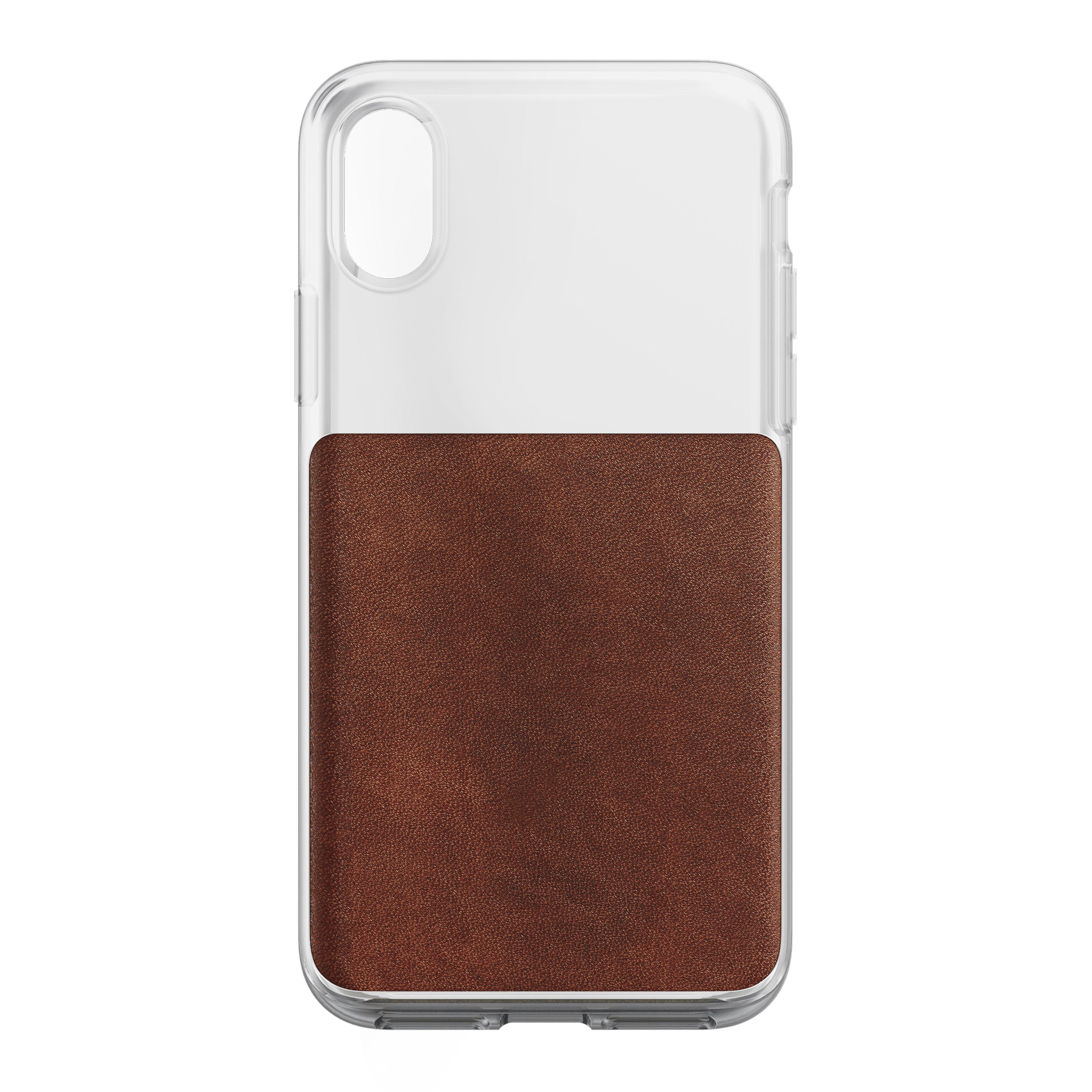 Nomad Schutzhülle für iPhone X »Clear Case - X«