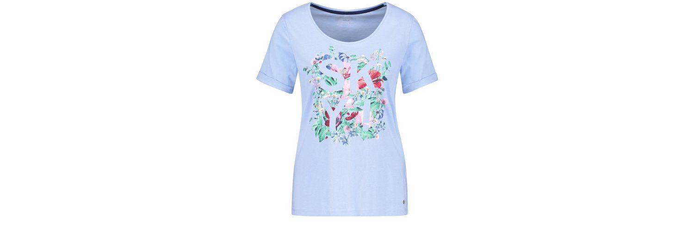 Rabatt Für Billig Günstig Versandkosten Gerry Weber T-Shirt 1/2 Arm 1/2 Arm Shirt mit Frontdruck organic cotton rGYwu7c