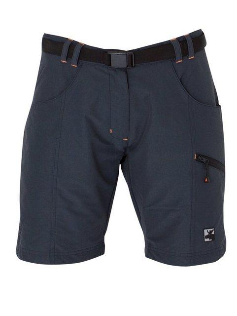 Hosen - DEPROC Active Bermudas »KENORA Full Stretch Short kurze Hose« auch in Großen Größen erhältlich › grau  - Onlineshop OTTO