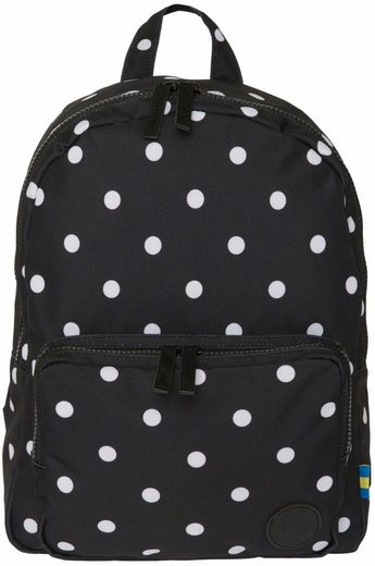Mini white« Enter Backpack Gym Laptopfach Rucksack »ls Mit Black Bw8aOY7q