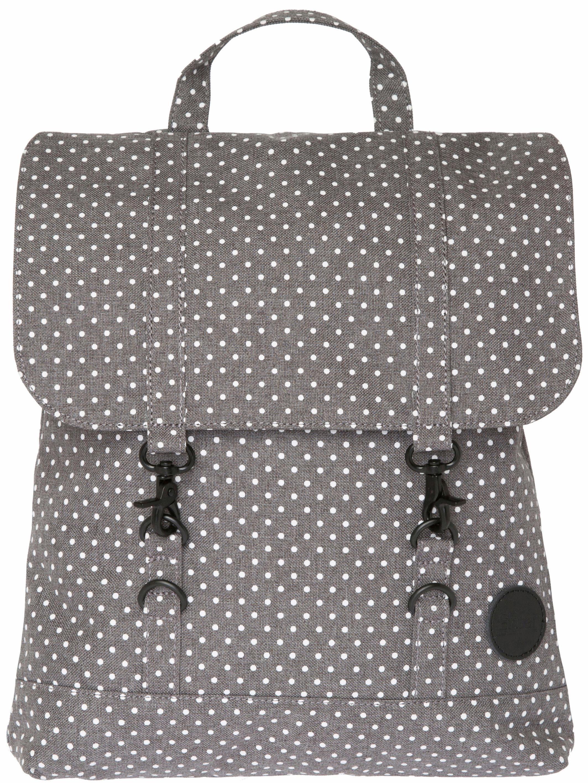 Enter Rucksack, »City Backpack Mini, Grey/White«