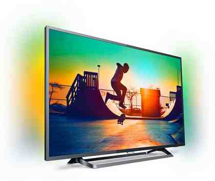 Philips 43PUS6262/12 LED-Fernseher (108 cm/43 Zoll, 4K Ultra HD, Smart-TV)