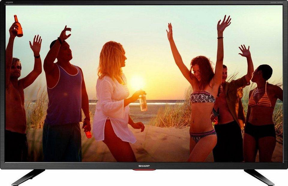 b339e61f1 Sharp LC-40UI7552E LED-Fernseher (102 cm/40 Zoll, 4K Ultra HD, Smart ...