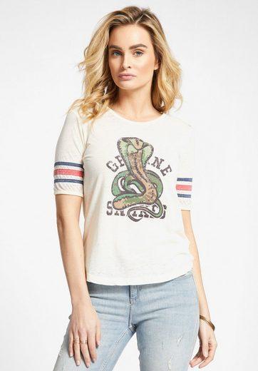 Khujo T-shirt Nihita, Mit Imprimé