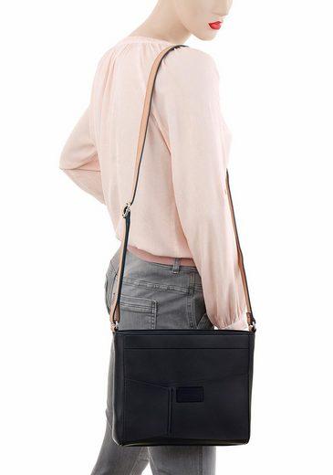 Mit Abmehmbarem Umhängeriemen »puzzled Shoulder Comma Umhängetasche Verstellbaren Bag« Und U0TqTIf