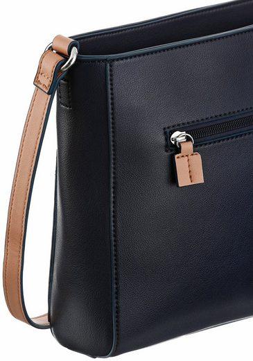 »puzzled Umhängetasche Und Verstellbaren Shoulder Mit Comma Abmehmbarem Bag« Umhängeriemen g65Zq5w