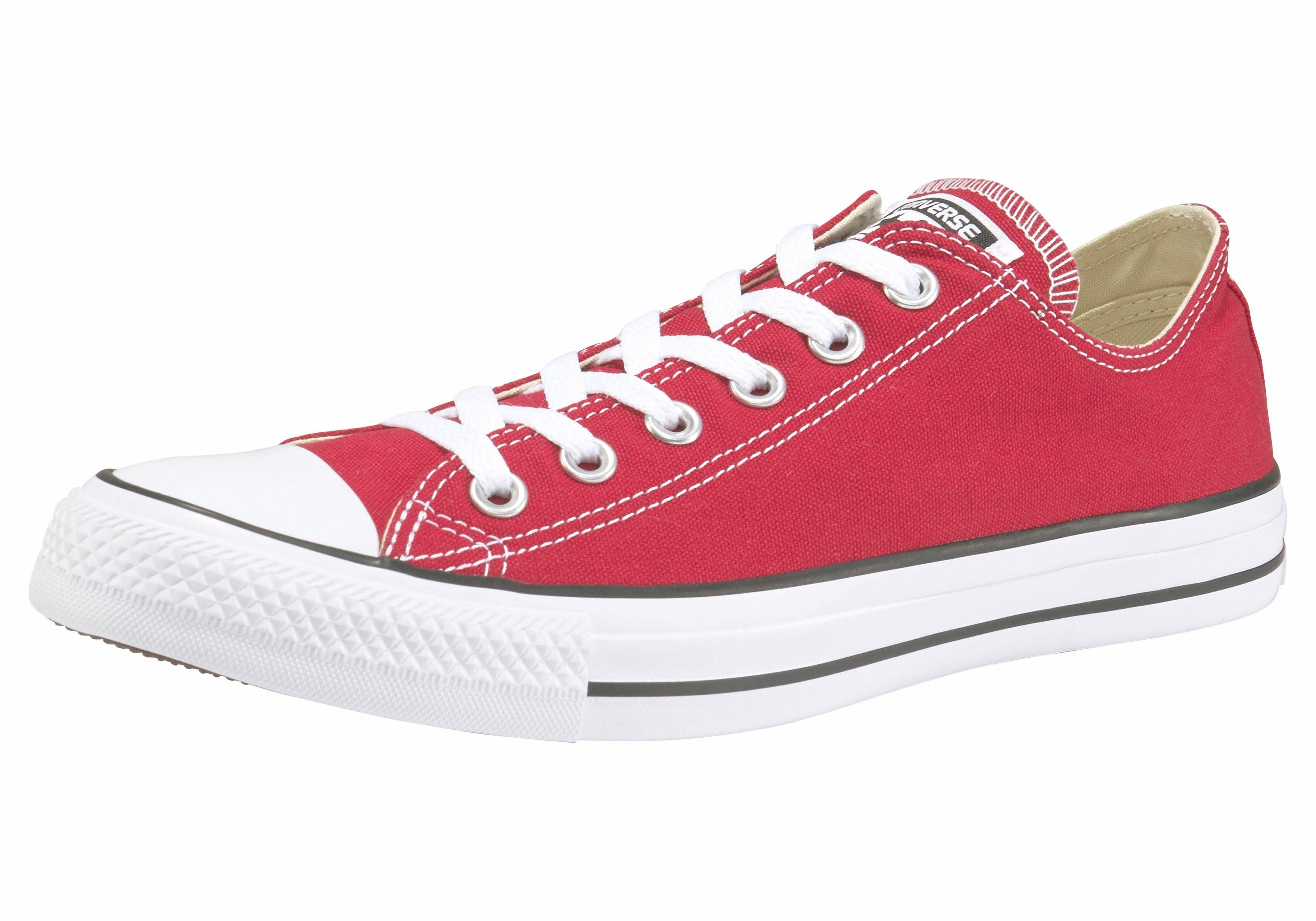 Converse Chuck Taylor Ox Days Ahead Sneaker  rot