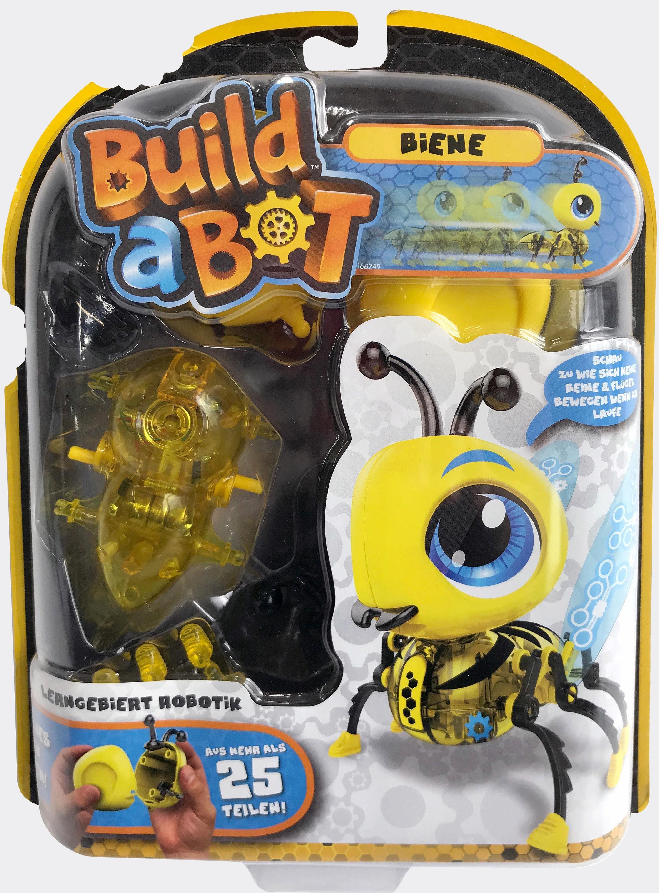 KD Kidz Delight Roboter Baukasten, »Build-A-Bot Biene«