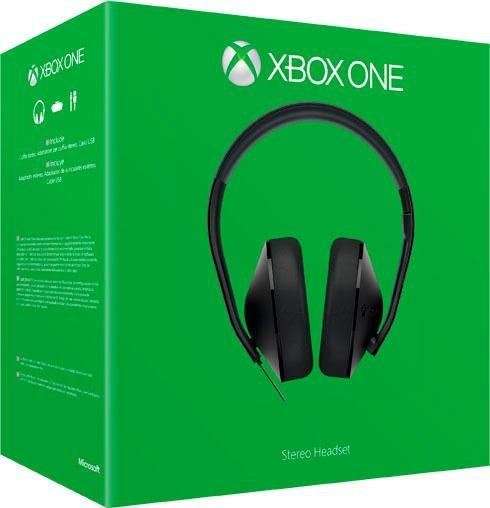 xbox one stereo headset online kaufen otto. Black Bedroom Furniture Sets. Home Design Ideas