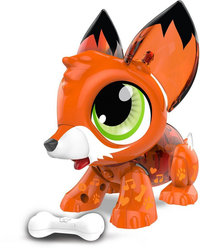 KD Kidz Delight Roboter Baukasten,  Build-A-Bot Fuchs  online kaufen