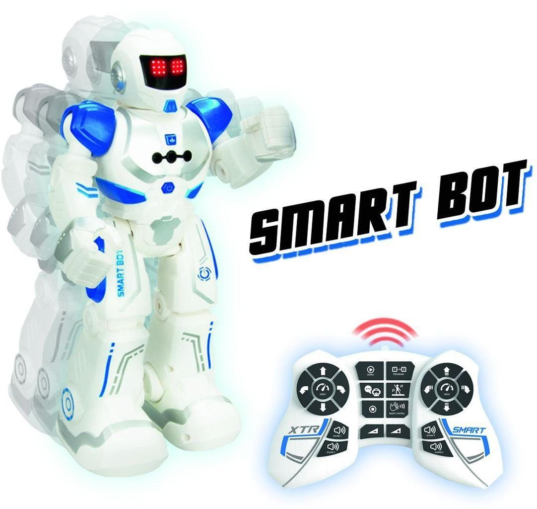 KD Kidz Delight Ferngesteuerter Roboter, »Xtream Bots - Smart Bot«