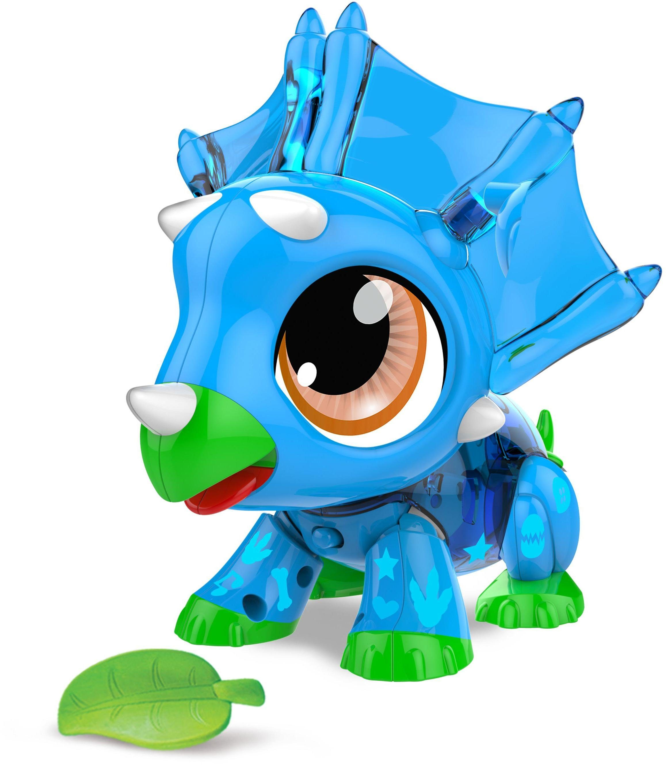 KD Kidz Delight Roboter Baukasten, »Build-A-Bot Dino«