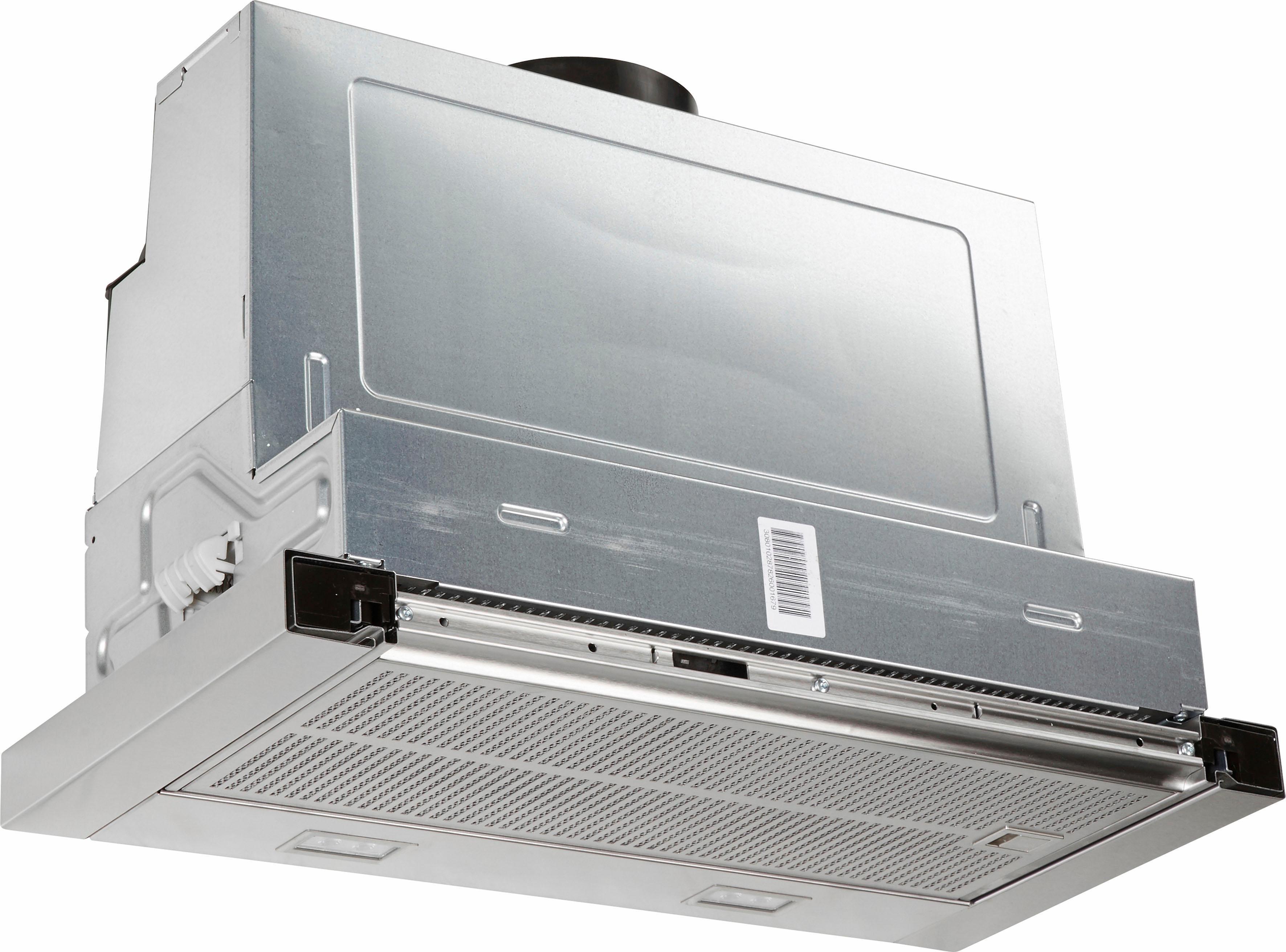 Flachschirmhaube DFR067T50