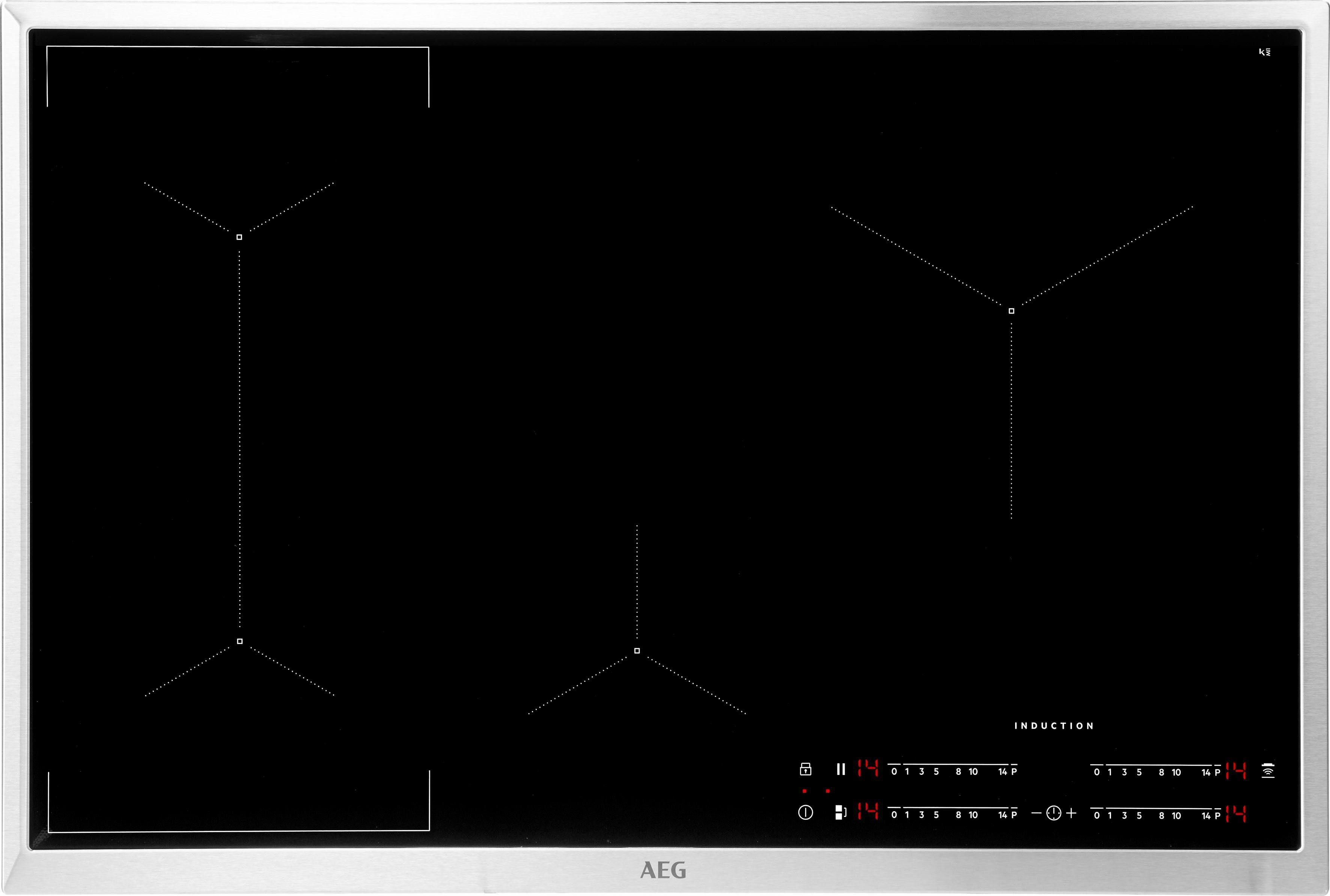 AEG Flex-Induktions-Kochfeld IKE84441XB