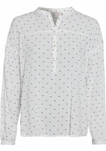 Esprit Shirt Blouse With Pattern
