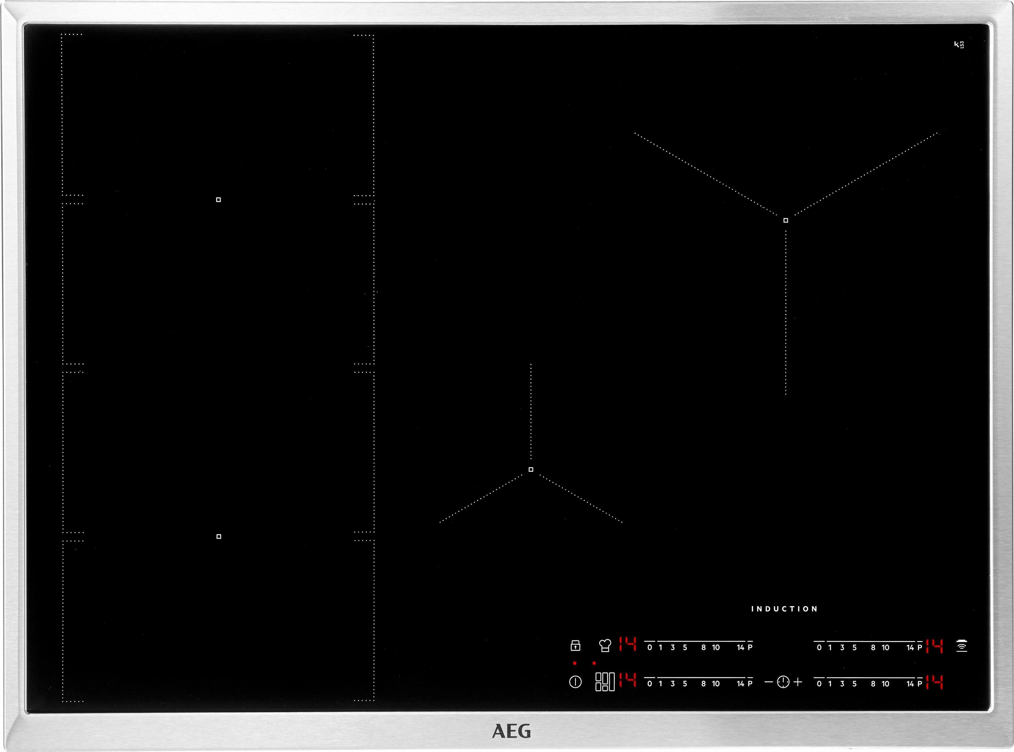 "AEG Flex-Induktions-Kochfeld ""IKE74471XB"""