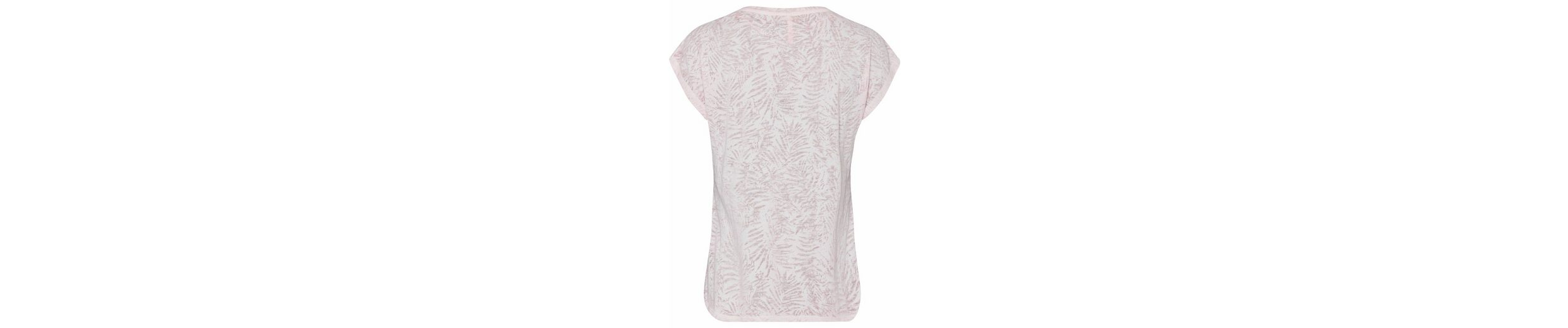 Key Largo T-Shirt Breeze, mit Print und Glitzersteinen