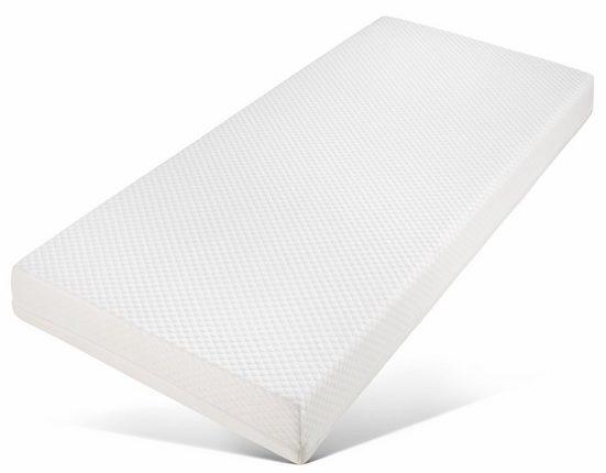 Komfortschaummatratze »Visco Fit 100«, Hn8 Schlafsysteme, 21 cm hoch, sorgt für ein angenehmes Liegegefühl
