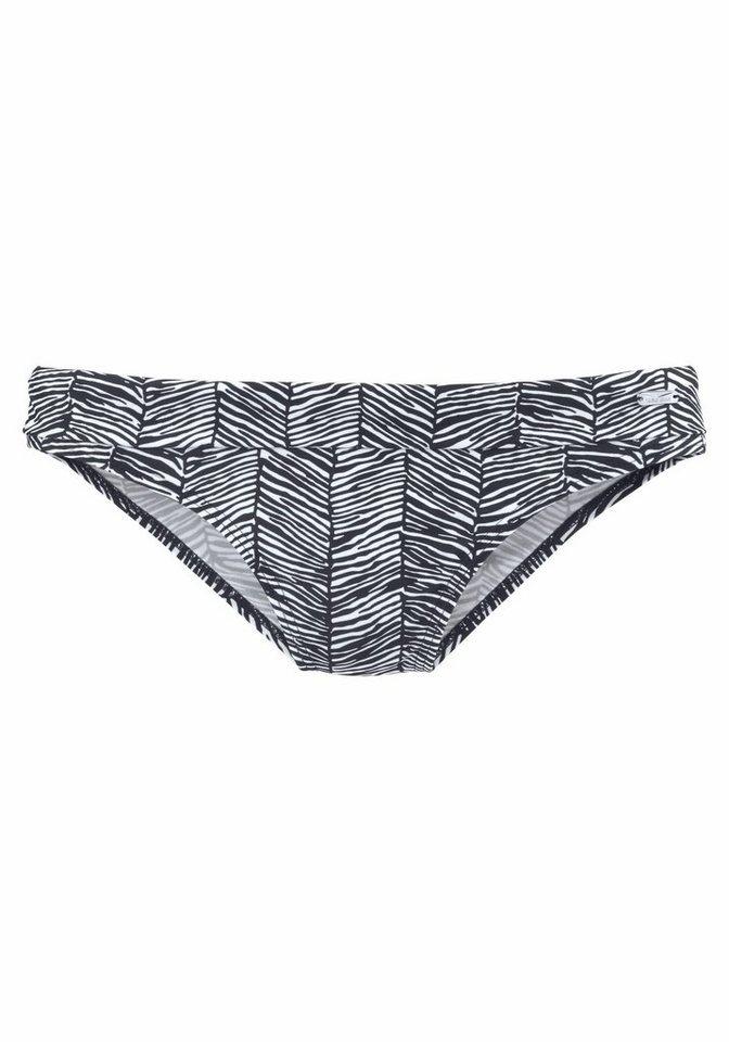 Bademode - Venice Beach Bikini Hose »Sugar«, mit Umschlagbund ›  - Onlineshop OTTO