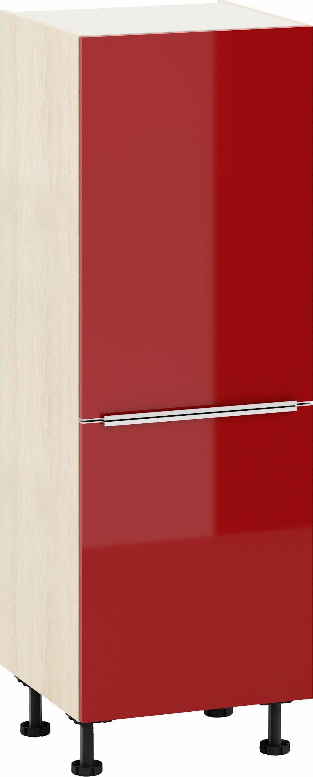 set one by Musterring Seitenschrank »SG601632«, Breite 60 cm, wählbar mit einem Bügelgriff oder einer Griffleiste   Wohnzimmer > Schränke > Weitere Schränke   Weiß - White - Hell - Schwarz - Dunkel - Grau - Matt - Glanz   Nussbaum - Glänzend - Akazie - Eiche - Holzwerkstoff - Mdf - Melamin   set one by Musterring