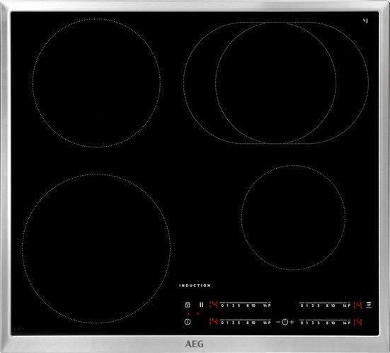 AEG Induktions-Kochfeld IKB64411XB, mit Hob²Hood - Funktion