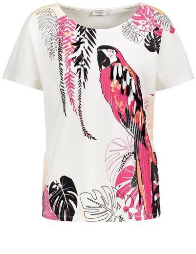 Gerry Weber T-Shirt 1/2 Arm 1/2 Arm Shirt Parrot