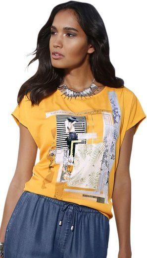 Classic Inspirationen Shirt in gewebter Blusen-Qualität