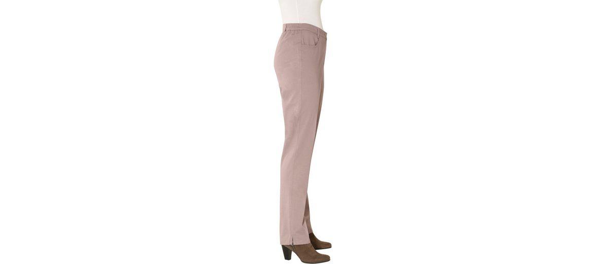 Classic Basics Jeans mit seitlichem Dehnbund Sie Günstig Online Neueste Vorbestellung Verkauf Online Gut Verkaufen Vorbestellung Online 9ZQMQXZd0