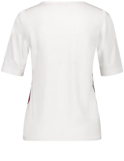 Gerry Weber T-Shirt 1/2 Arm 1/2 Arm Shirt Cockatoo