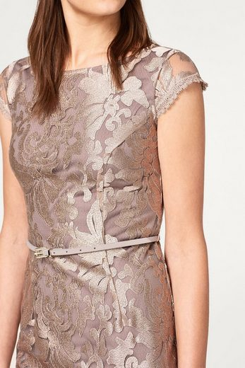 Esprit Collection Case-dress With Lacy Pattern
